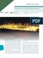 Competências Locais Em Subestações de Tracção