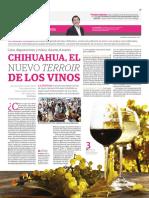Chihuahua, el nuevo terroir de los vinos