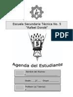 Agenda Del Estudiante 2016-2017