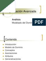 Pavan Teorico06 Analisis Modelado Dominio