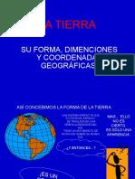 2.1 - La Tierra y Sus Coordenadas