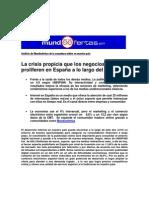 MundoOfertas Analisis Negocios Online Marzo 2010
