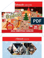 Automatic Centre 2016 Christmas Catalog