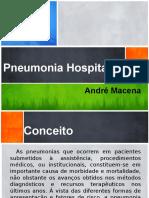 Pneumonia Hospitalar