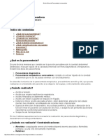 Guía Clínica de Paracentesis Evacuadora