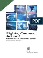 Rights Camera Action. Film Making Process