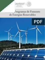 GuiaProgramasFomentoEnergiasRenovablesMunicipiosRepublicaMexicana