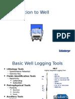 Intro - Logging