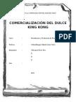 Comercializacion Del Dulce King Kong