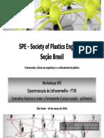 FTIR Workshop SPE Brasil