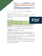 7.5 Apuntes Polinomios Desde Teor Fund Del Alg