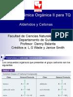 Clase Aldehidos y Cetonas
