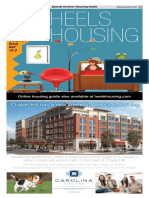 The Daily Tar Heel Housing Guide for 2016