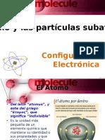 2 El Atomo-subparticulas y Configuracion Electronica