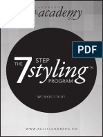 7 Step Styling Formula Training Workbook
