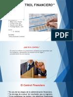 Control Financiero Grupo