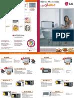Catalogo Microondas 2007