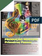 eBook Produção Musical Primeiros Passos