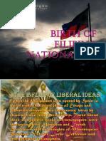 Filipino History 04 Birth of Filipino Nationalism I