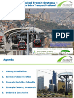 Presentation on Cable Car Project