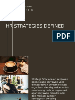 3. HR Strategies