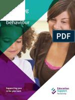 Ed Support Managing Pupil Behaviour