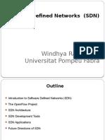 SDN Presentation