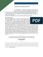 Fisco e Diritto - Corte Di Cassazione n 403 2010