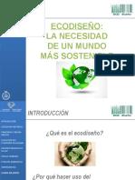 El EcoDiseño_La Necesidad de Un Mundo Más Sostenible Comentado