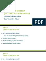AGM Presentation