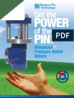 Rupture Pin Brochure