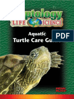 Turtle Care Booklet