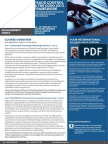 Fraud Control & the COSO 2013 Framework 20 - 23 February 2017 Kuala Lumpur, Malaysia