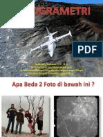 Bahan 1 Pengantar Fotogrametri