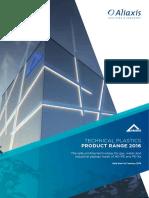 FRIALEN Product Range