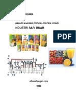 Model Rencana Haccp Industri Sari Buah (1)