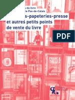 Librairies-papeteries-presse et autres petits points de vente du livre