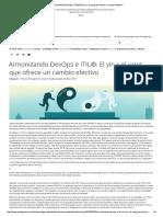 Armonizando DevOps e ITIL®_ El yin y el yang que ofrece un cambio efectivo