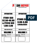 Standard File Tag