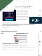 Learn About Key & Characteristics Settings CFK, RFK & Formulas