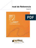 Manual del usuario MDT v6.5