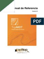 Manual del usuario MDT v6.5