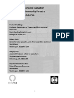 Financial and Economic Evaluation Guidelines for Community Forestry Projects in Latin America_0