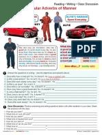0117 Irregular Adverbs of Manner Revised Dec 21 2011