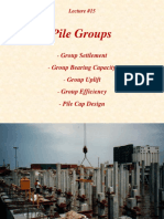 Lecture15 Pile Groups