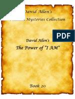 David Allen - The Power of I AM
