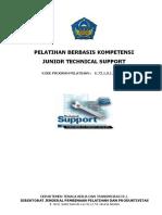 29 Junior Technical Support Print