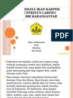 Bddy Karper Print