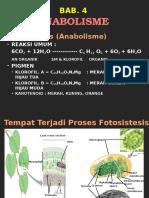 Bab.4. Anabolisme