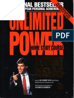 Tony Robbins - Unlimited Power Home Study Course.pdf